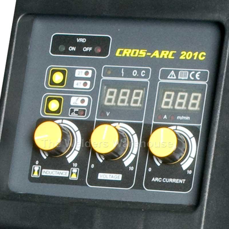 Cros Arc 201c Inverter Mig Welder