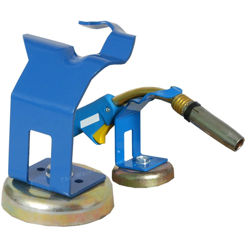 Mig Torch Stand With Magnetic Base From The Welders Warehouse