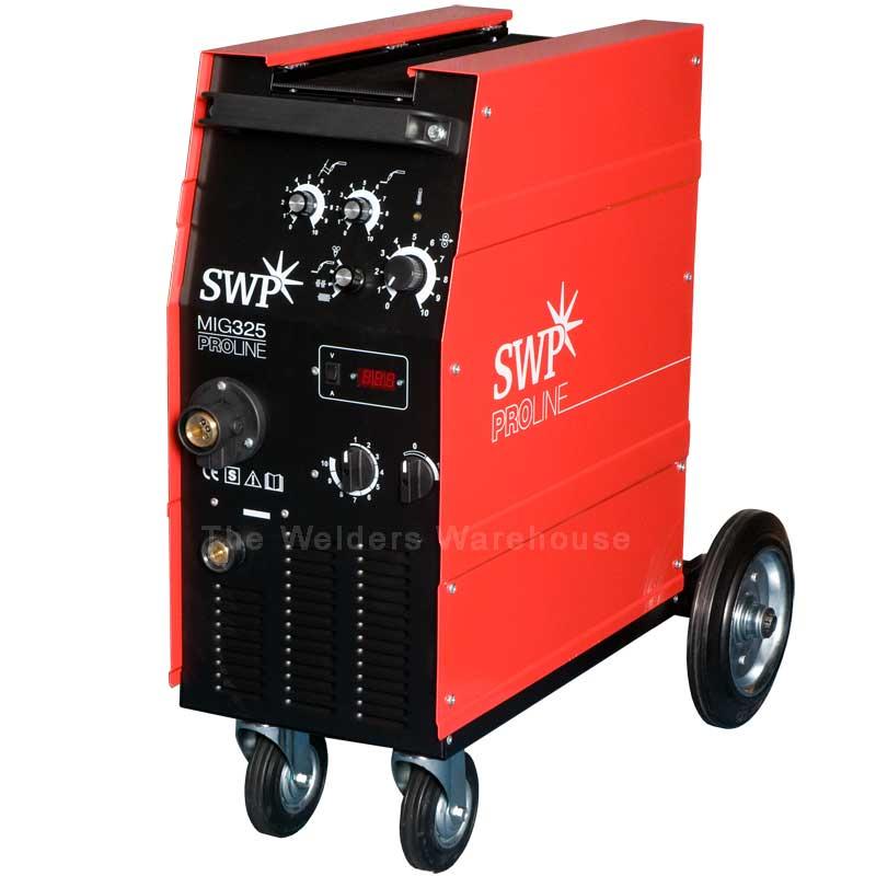 Swp Proline 325 Mig Welder From The Welders Warehouse