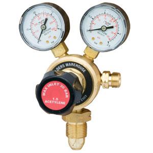 Regulator for Acetylene Gas