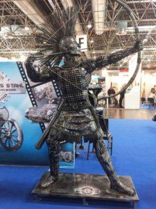 Archer Metal Sculpture