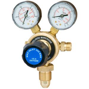 Choosing Welding Gas Regulators for Oxygen (10 bar)
