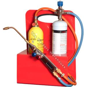 Small Gas Heating & Brazing Kit